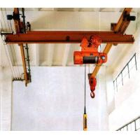 Wholesale 10 ton Single girder low clearance bridge crane from china suppliers