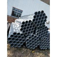 Wholesale ERW Zinc Coated Seamless Steel Pipe Galvanized Hollow Section from china suppliers