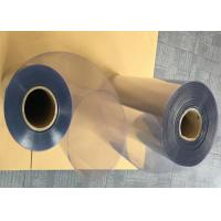 Wholesale Customized Size Clear Rigid PVC Sheet Non - Toxic With Excellent Performance from china suppliers