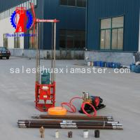 QZ-2D electric core drill, portable 30-meter portable sampling drill and mineral exploration equipment are selling well for sale
