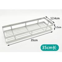 Wholesale 35cm Sticking Kitchen Organizer Rack SUS304 Stainless Steel Material from china suppliers