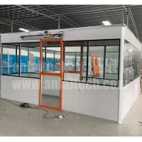 Quality Electronic Modular Clean Room for sale