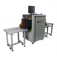 Buy cheap Economic Single Energy X Ray Baggage Scanner Equipment With 10mm Penetration product