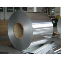 Wholesale Color Coated Flat Aluminum Sheets , Aluminium Plate Thickness In Coil from china suppliers