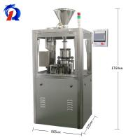 Wholesale Gelatin Capsule Powder Filling Machine 24000 pcs per Hour Capsule Filling Machinery from china suppliers