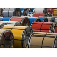 Wholesale OEM RAL Color 1.50mm Aluzinc Prepainted Steel Coils from china suppliers