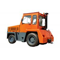 Buy cheap Seated Type Diesel Tow Truck Automatic Operating With 25 - 38 Tons Capacity from wholesalers
