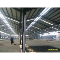 China Ready Made Steel Structures Garment Factory Building Fast Installation on sale