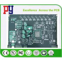 Wholesale 12 layer circuit board  black  fr4 2 1OZ   Multilayer PCB Board  enig from china suppliers