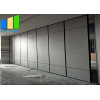 Wholesale Malaysia Five Star Hotel Acoustic Movable Wall Folding Sliding Partition Walls from china suppliers