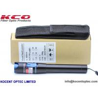 China 5km KCO-VFL-08-25 Fiber Optic Accessories Visual Fault Locator Red Laser Pen 1mW 5mW on sale