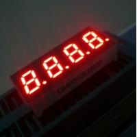 Wholesale 0.56'' 4 Digit Seven Segment Display , Led Numeric Display For Temperature Control from china suppliers