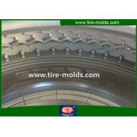 Wholesale OEM / ODM Q345 Aluminum Heavy Truck Tire Mold Forging Two Piece Mould from china suppliers