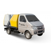 Wholesale Fully Enclosed Carriage Municipal Vehicle For Garbage Management from china suppliers
