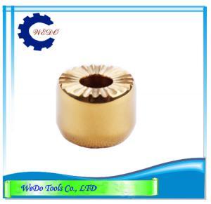 Wholesale M009T Golden Color Mitsubishi EDM Parts Titanize Tungsten Carbide X056C432H01 from china suppliers