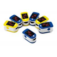 China Digital LED Display Finger Pulse Oximeter Blood Oxygen Saturation Monitor on sale