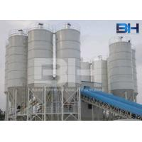 Wholesale Strong And Sturdy Vertical Cement Silo , Demountable Cement Storage Tank from china suppliers