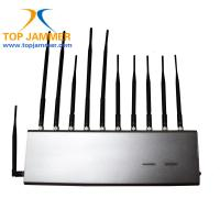 All signal blocker - GSM/CDMA/3G Jammer - Portable 4G lte 3G + GPS + Wifi Signal Blocker Jammer