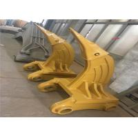 Wholesale Strong Digging Excavator Root Ripper For Backhoe With High Strength Teeth from china suppliers