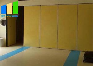 Wholesale Demountable Sliding Partition Interior Acoustical Room Dividers For Meeting Room from china suppliers