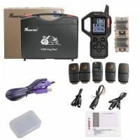 Wholesale Xhorse VVDI Key Tool Remote Key Programmer Specially for America Cars/European Car/Mid-Eastern Cars V2.4.1 from china suppliers