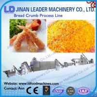 Wholesale global applicable Bread crumb process line  Extruder Machine from china suppliers