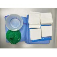 Wholesale Angiography Surgical Pack Sterile Disposable Device Angio Heart Surgical Procecdure Packs from china suppliers