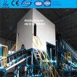 hydraulic waste sorting system MSW urban sorting equipment RDF , SRF, fertilizer