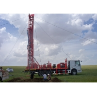 Wholesale DTH Hammer 16500KG 650m Water Well Drilling Rig from china suppliers
