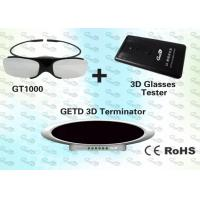Wholesale OEM 3D Museum Solution with IR 3D Emitter,IR 3D Glasses from china suppliers