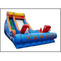 Wholesale 2017 New Style Huge Outdoor Inflatable Bounce with High Slide with Inflatable Rock Climbing from china suppliers