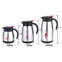 Wholesale BSCI Stainless Steel Percolator Coffee Pot from china suppliers