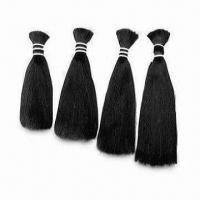 Wholesale Wigs, Made of Human Hair, Available in Various Colors, OEM Orders are Welcome from china suppliers