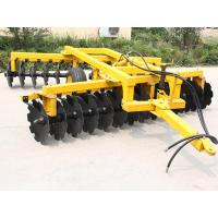Quality 1BZ series Trailed heavy-duty offset disc harrow for sale