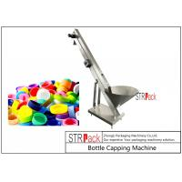 Wholesale Automatic Bulk Cap Elevator / Cap Feeder Machine , Cap Sorter Machine For Capping Machine from china suppliers