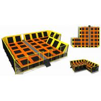 Wholesale 224M2 China Manufacutre Trampoline Park Indoor Trampoline Park for Kids and Adults China Good Reputation Fashion Product from china suppliers