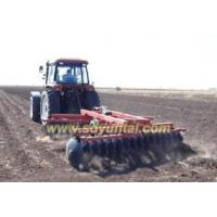 Wholesale Hydraulic Offset Heavy Duty Disc Harrow from china suppliers