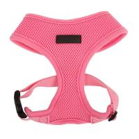 China Girl / Boy Nylon Dog Harness Vest Breathable Soft 100% Polyester Material Durable on sale