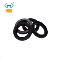 Wholesale NAK TC 15x50x7 Excavator Hydraulic Oil Seal NBR Oil Resistance from china suppliers