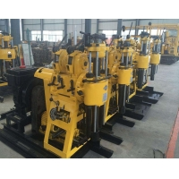 Buy cheap Double Cylinder Hydraulic Feeding Rotary Type Core Drill Rig from wholesalers
