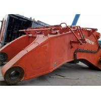 Wholesale 6m Digging Depth Excavator Dipper Extension Mini Excavator Arm For Hitachi EX3000 from china suppliers