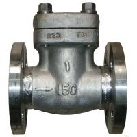Quality SW NPT RF RTJ Integral Check Valve API 602 With Low Fugitive Emissions Control for sale