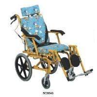 Wholesale Child Aluminum Wheelchair (SC9540) from china suppliers