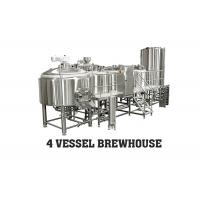 China Fermentation Machine 500L stainless steel brewing equipment For Pub / Restaurant on sale