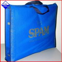 Wholesale Eco Friendly Non Woven Fabric Bags / Reusable Non Woven Sack Bags OEM Service from china suppliers