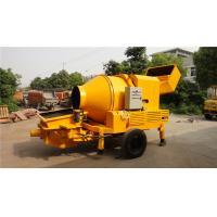 Wholesale 1440mm Drum Of Diesel Concrete Pump  8mm Thick Steel Plate 30kw 20 m³/h from china suppliers