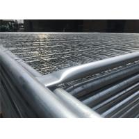 Wholesale Cheapest Temporary Fencing Panels 2.1mx2.4m OD32mm*1.40mm from china suppliers