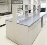 Wholesale Completed Chemical Laboratory Furniture Lab Casework For New Phenolic Tops from china suppliers
