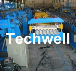 Wholesale Corrugated Sinusoidal Sheet Roll Forming Machine, Corrugated Sheet Making Machine from china suppliers
