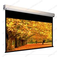 Wholesale Cynthia Motorized Tab Tensioned Projection Screens from china suppliers
